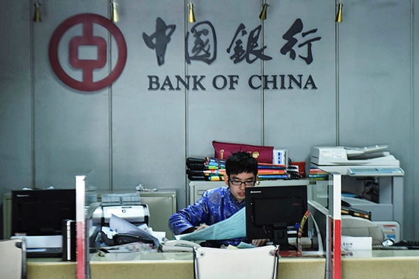 Regulator says China can maintain financial stability