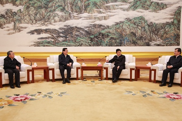DRC president Li Wei leads survey group to Hebei
