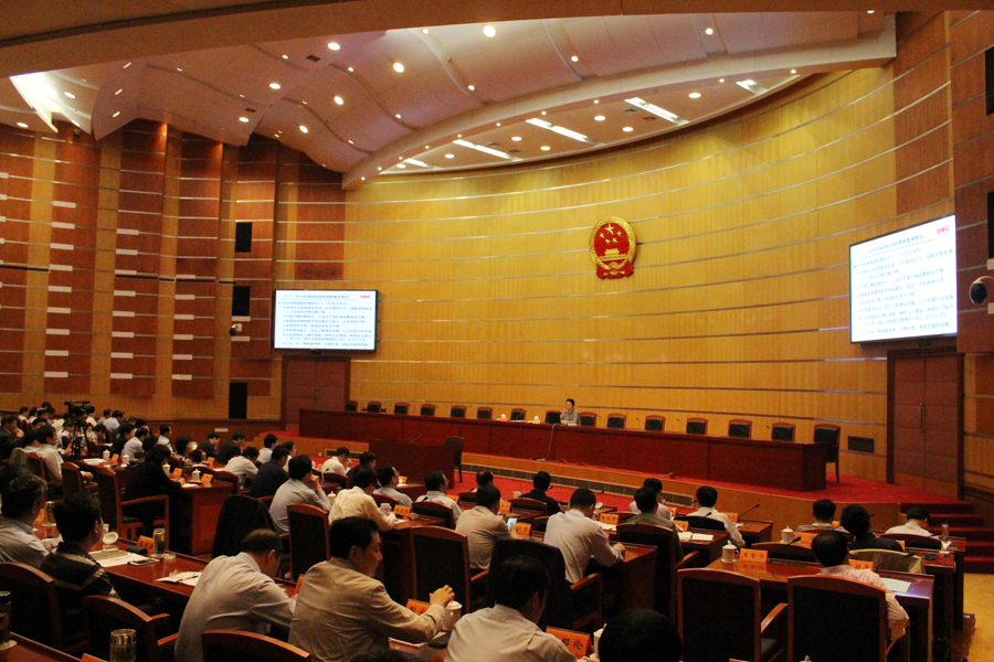 Lu Wei speaks about the economy and structural reform