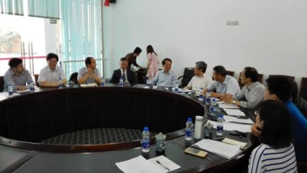 Gu Shuzhong leads survey group to Sichuan