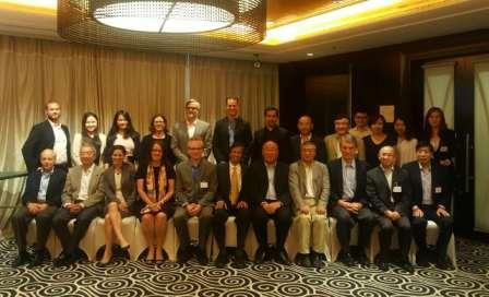 Gao Shiji attends China-US dialogue on energy, climate and sustainable development