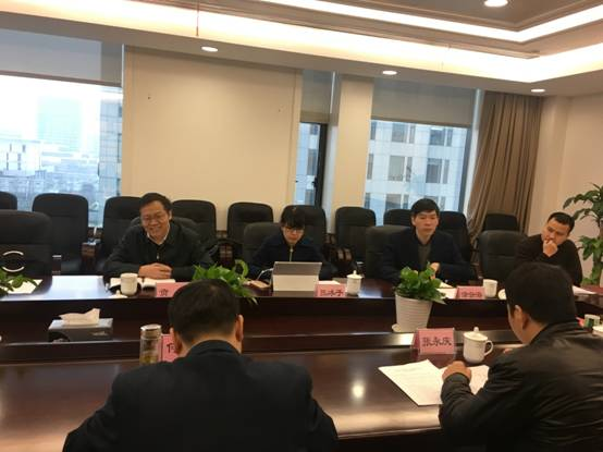 Gong Sen leads survey group to Zhejiang province