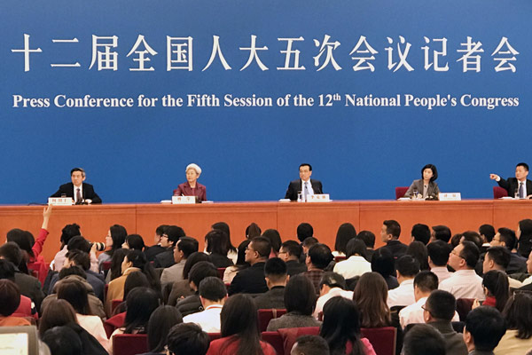 Highlights of Premier Li's press conference