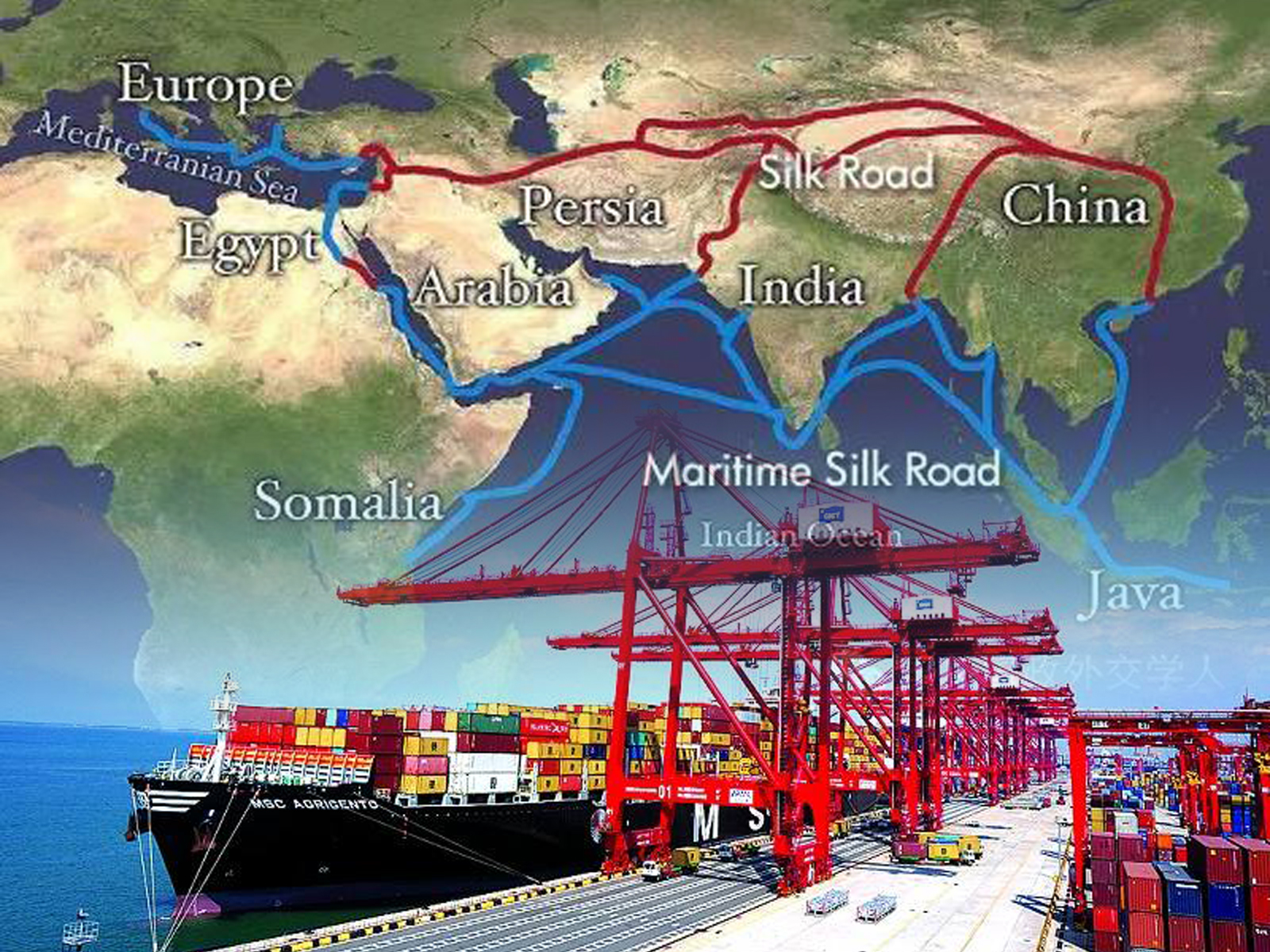 Support Port Enterprises to Go Global and Flesh Out the Layout of Maritime Silk Road Ports
