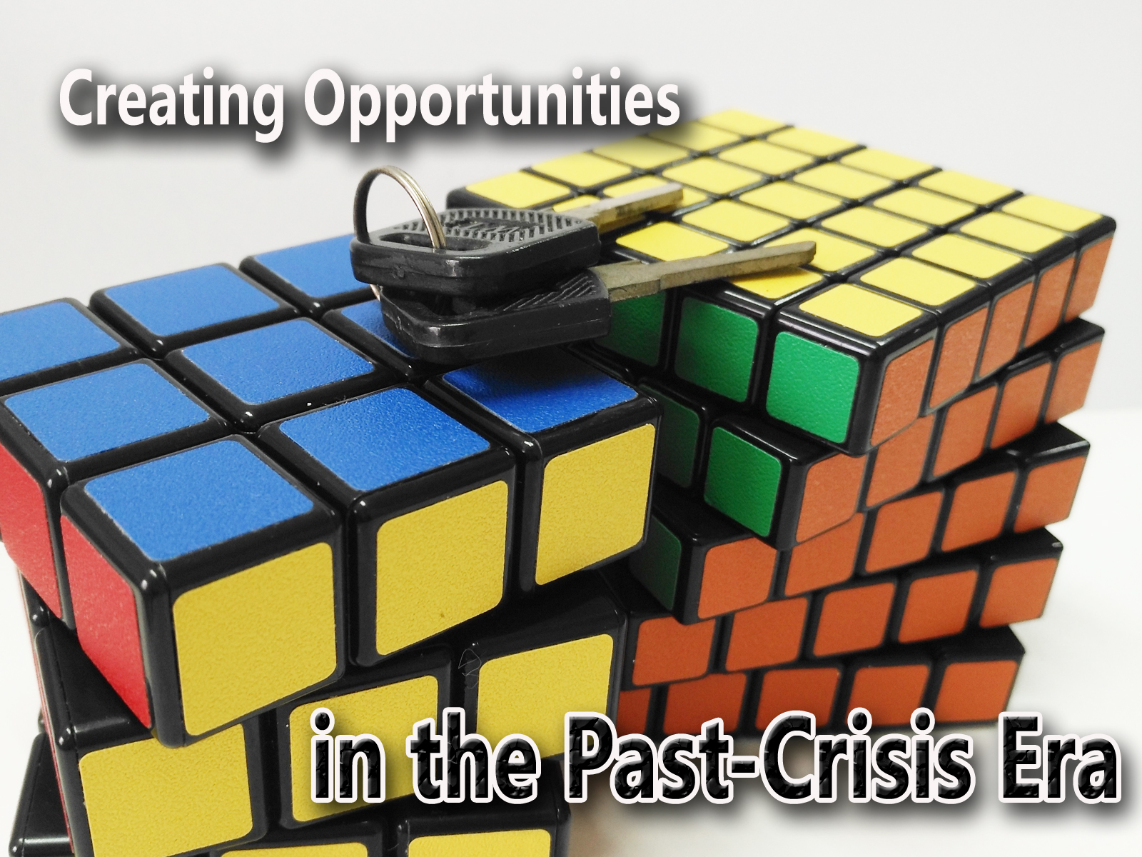Grasping Development Opportunities in the Post-Crisis Era