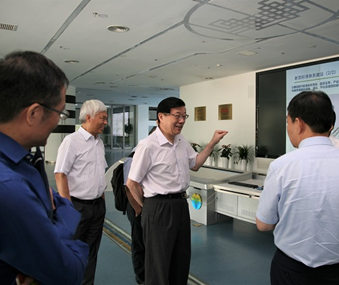 DRC President visits ENN Group in Hebei province