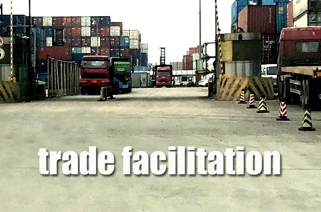 Make Institutional Innovations to Promote Trade Facilitation