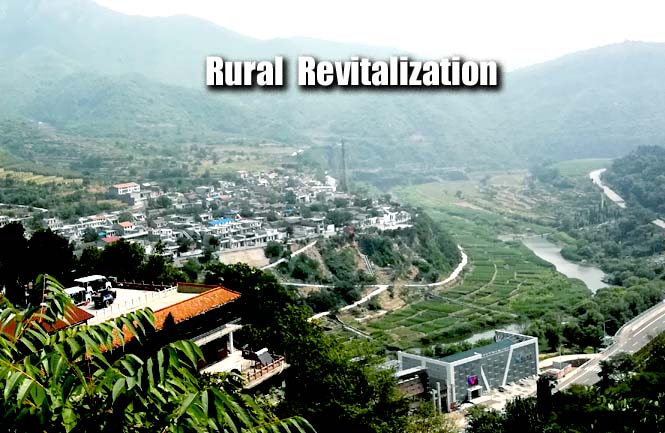 Rural Revitalization Requires Both Industry-based Ecologicalization and Ecology-based Industrialization